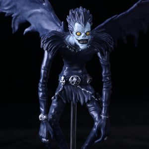 New Death Note Rem L Ryuuku Ryuk PVC Action Figure Lyuuku Da Collezione Model Toy 24 m