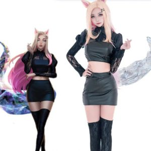 League of Legends - K/DA Ahri Baddest | Set Intero