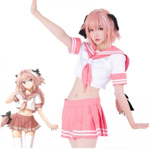 Fate Apocrypha - Astolfo Cosplay | Set Intero e Parrucca