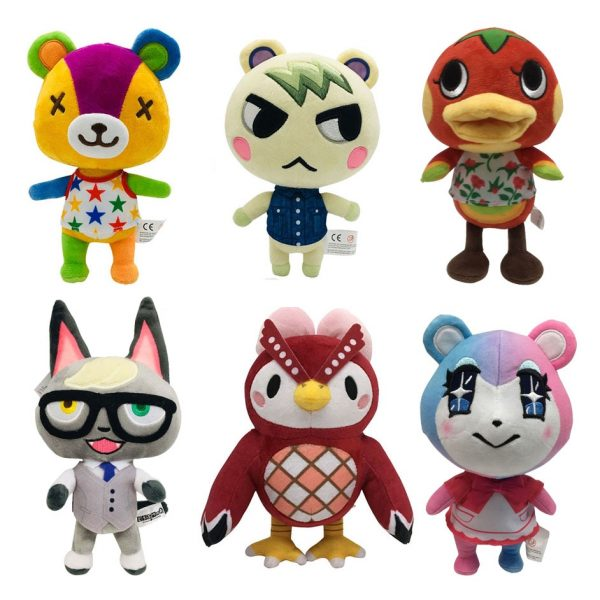Animal Crossing: New Horizons - Villager Peluches Collection